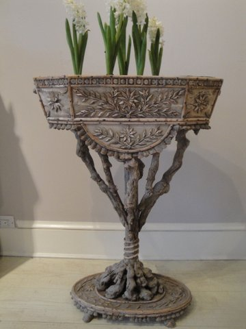 French Plant Stand