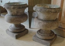 French Garden Urns