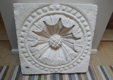 Plaster medallion